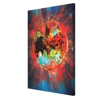 Cataclysmic Bat Logo Canvas Print