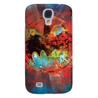 Cataclysmic Bat Logo Galaxy S4 Case