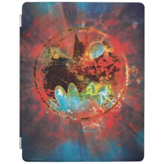 Cataclysmic Bat Logo iPad Cover