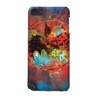 Cataclysmic Bat Logo iPod Touch (5th Generation) Cases