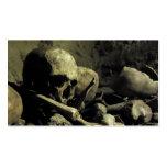 catacomb bones