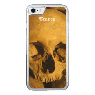Catacombs in France Carved iPhone 8/7 Case