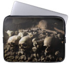 Catacombs Skulls Laptop Sleeve