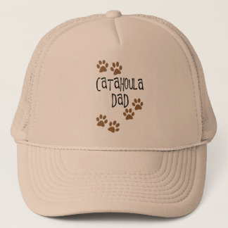 Catahoula Dad Trucker Hat