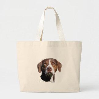 catahoula large tote bag
