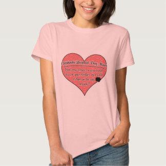 Catahoula Leopard Dog Mixes Paw Prints Dog Humor T Shirts