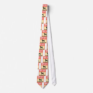 Catahoula Leopard Dog Tie