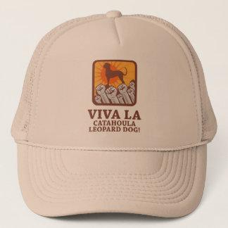 Catahoula Leopard Dog Trucker Hat