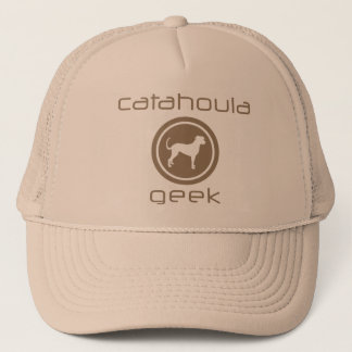 Catahoula Leopard Dog Trucker Hat