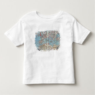 Catalan Atlas: Detail of North Africa and Europe, Toddler T-Shirt