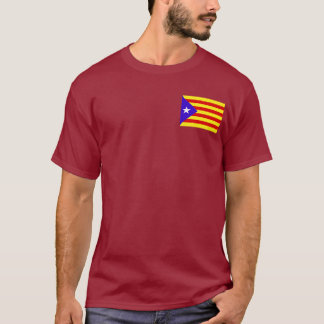 Catalan Independence Apparel T-Shirt