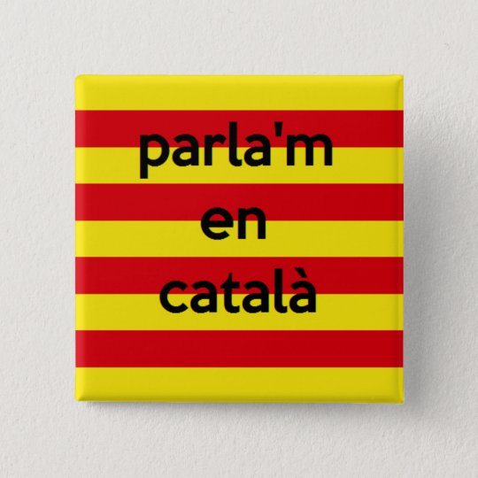 Catalan Language Button