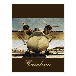 Catalina 1942 postcard