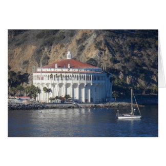 Catalina, California Card