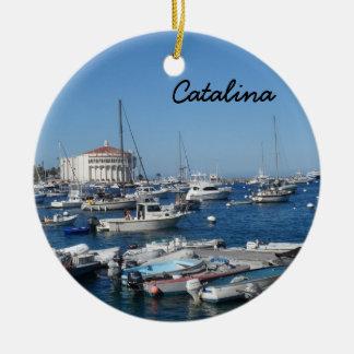Catalina, California Christmas Ornament