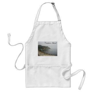 Catalina Island 5 Standard Apron
