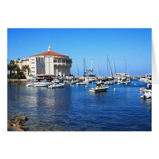 Catalina Island Card