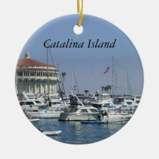 Catalina Island Ornament