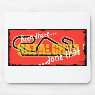 Catalunya - been there mouse pad