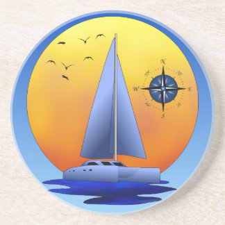 Catamaran Sailing Coaster