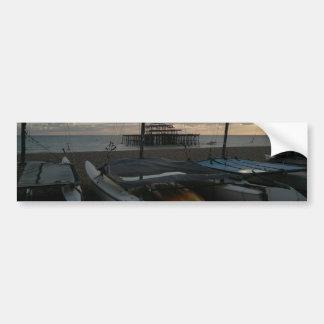 Catamarans An Kayak Bumper Sticker