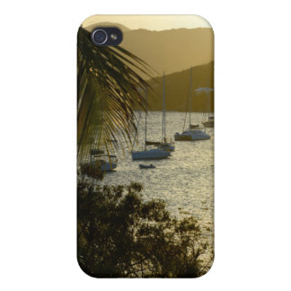 Catamarans and sailboats cover for iPhone 4