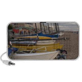 Catamarans On The Beach PC Speakers