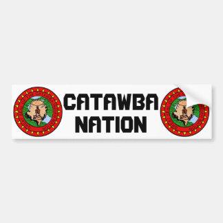 Catawba Indian Nation Bumper Sticker