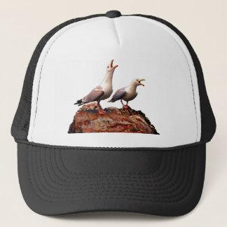 Catcalling Gulls Trucker Hat