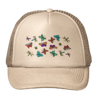 Catch a Butterfly Cap