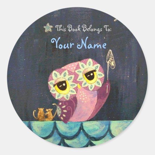 Catch A Falling Star - This Book Belongs