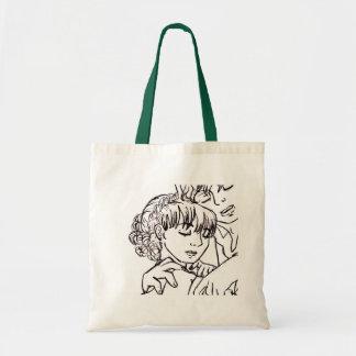 Catch a Nap Canvas Bags