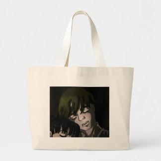 Catch a Nap Tote Bags
