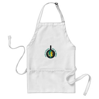 CATCH AND RELEASE STANDARD APRON