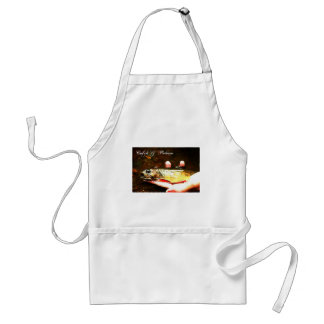 Catch and Release Brook Trout Standard Apron