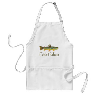 Catch and Release Fishing Apron