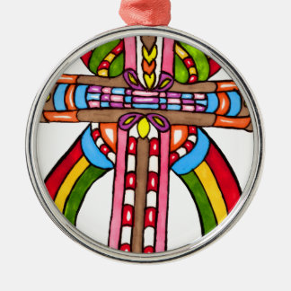 Catch dis Cross Christmas Ornament