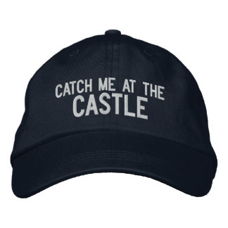 Catch Me At The Castle Hat