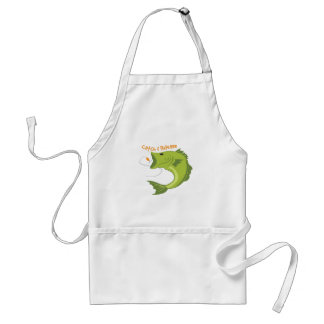 Catch & Release Adult Apron