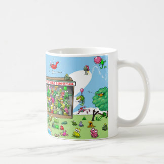 Catch the Fly Competition Coffee Mug