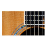 Catch the Rhythm - Close Up 1 Double-Sided Standard Business Cards (Pack Of 100)