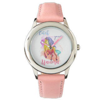 Catch your Unicorn watch