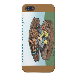Catcher In The Rye Funny Tees Cards Mugs Gifts Etc iPhone 5 Case