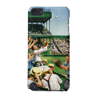 Catching Home Run Ball iPod Touch 5G Case