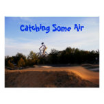 Catching Some Air Poster