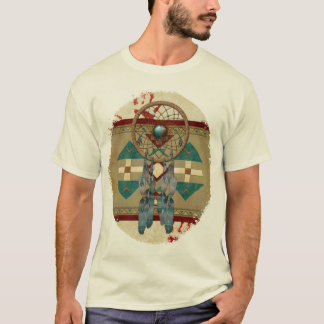Catching Spirit Native American T-Shirt