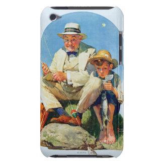Catching the Big One Barely There iPod Cases