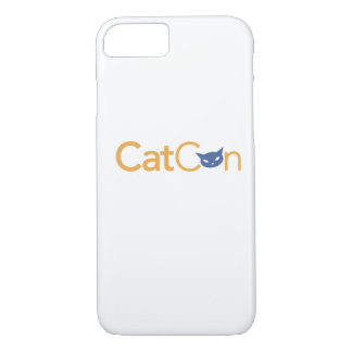 CatCon iPhone 7, Barely There iPhone 8/7 Case