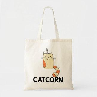 Catcorn Tote Bag