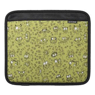 CatDoodles iPad Sleeve